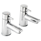 Instinct Kiso Bath Pillar Taps (Pair)