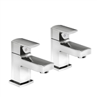 Instinct Nuance Basin Pillar Taps (Pair)