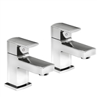 Instinct Nuance Bath Pillar Taps (Pair)