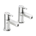 Instinct Ecstasy Basin Pillar Taps (Pair)