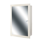 Instinct Recessed Cabinet White INST-FRCA-05WH