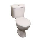 Instinct Trade Close Coupled Toilet Pan & 6/4L Cistern without Seat (Boxed)