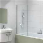 Square Bath Screen 800mm x 1500mm
