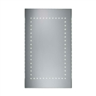 LED Mirror with Heated Demister & Rocker Switch 500mm x 700mm