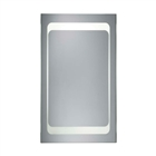 Instinct Charm Backlit Mirror with Heated Demister & Rocker Switch 500mm x 700mm