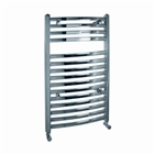 Instinct Wave Radiator 500mm x 800mm Heating Only Chrome