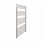 Instinct Kiso Radiator 500mm x 1200mm Heating Only Polished Stainless Steel