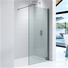 10mm Wetroom Glass Panel 1000mm