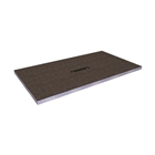 Abacus Elements Linear Shower Tray with Centre Drain 1600mm x 900mm