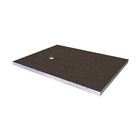 Abacus Elements Shower Tray with End Drain 1600mm x 900mm