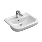 Vessini Opaz 2 550mm Semi Recessed Basin
