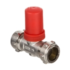 Altecnic Eres Straight Bypass Valve 22mm