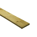 22mm x 100mm Rough Sawn Carcassing Green Treated