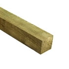 Fence Post Green Treated 100mm x 100mm x 2.4m FSC