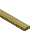 38mm x 75mm Rough Sawn Carcassing Green Treated