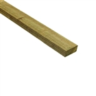 25mm x 38mm Sawn Batten Treated
