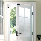 Fire Door Frame (Reversible) with Threshold 6'6 x 2'9