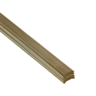 Cheshire Universal Decking Rail 38mm x 75mm x 1795mm PEFC