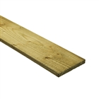 22mm x 150mm Rough Sawn Carcassing Green Treated