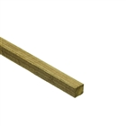 47mm x 50mm Rough Sawn Carcassing Green Treated