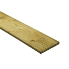 19mm x 150mm Rough Sawn Carcassing Green Treated
