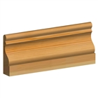 19mm x 75mm Softwood Architrave Ogee & Bead (16mm x 70mm Finished Size)
