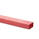 25mm x 50mm Coloured Sawn Tile Batten Red/Blue/Gold Treated & Graded BS5534