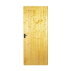 Ledged And Braced Door 6'6 x 2'3 FSC