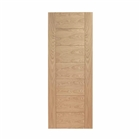 Oak Palermo Door 1981mm x 686mm x 35mm (6'6 x 2'3)