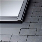 VELUX 1340mm x 1400mm Single Window Replacement Slate Flashing  EL UK08 6000