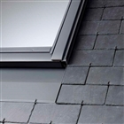 VELUX 660mm x 1180mm (100mm Gap) Recessed Coupled Window Slate Flashing  EKN FK06 S0021E