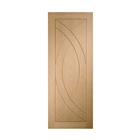 Oak Treviso Door 1981mm x 686mm x 35mm 27""