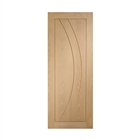 Oak Salerno Door 1981mm x 762mm x 35mm 30""