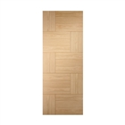 Oak Ravenna Door 1981mm x 838mm x 35mm 33""