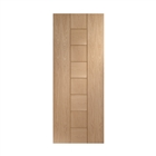 Oak Messina Fire Door 1981mm x 838mm x 44mm 33""