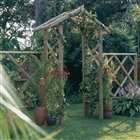 Forest Rose Arch FSC