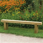 Sleeper Bench 1.8m FSC