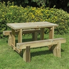 Refectory Table 1.2m FSC