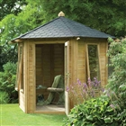 Henley Summerhouse with Assembly Service FSC