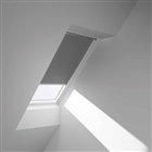 VELUX 550mm x 1180mm Blackout Blind Grey  DKL CK06 0705S