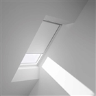 VELUX 550mm x 780mm Blackout Blind White  DKL CK02 1025S