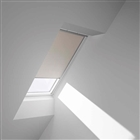 VELUX 550mm x 780mm Blackout Blind Beige  DKL CK02 1085S