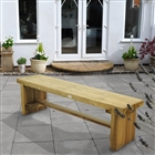 Double Sleeper Bench 1.5m FSC