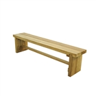 Double Sleeper Bench 1.8m FSC