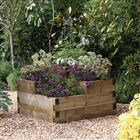 Caledonian Tiered Raised Bed 90cm x 90cm
