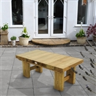 Low Level Sleeper Table 1.2m