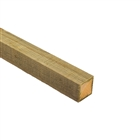 Incised UC4 Green Treated Fence Post 75mm x 75mm x 2.4m